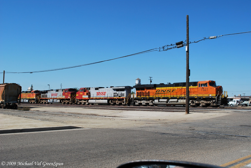 BNSF 7327
